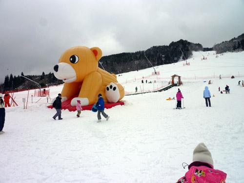 スキー 場 高原 千種